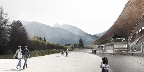 2019.01 competition entry BHM NEUBAU BAHNHOF MAYRHOFEN> read more