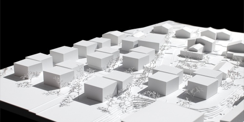 WOHNBAU KIRCHDORF IN TIROL 2019 | invited competition - 2nd prize> read more